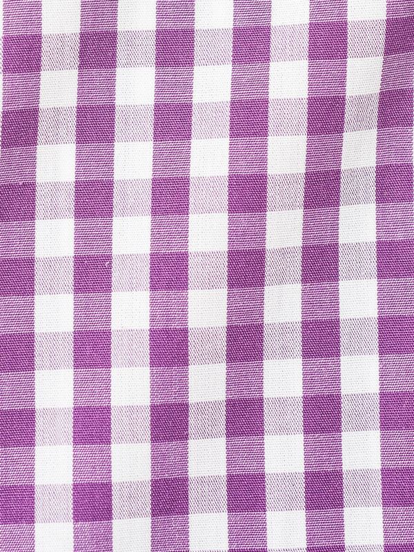 Vercusta Purple Check Material